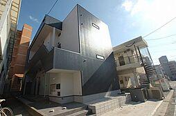 福岡県福岡市東区下原4丁目の賃貸アパートの外観