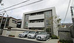 大阪府豊中市中桜塚2丁目の賃貸マンションの外観