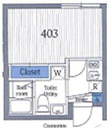グランヒル文庫の森[4階]の間取り