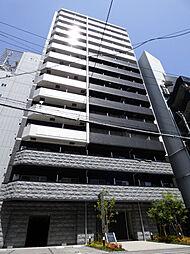 大阪府大阪市中央区道修町1丁目の賃貸マンションの外観