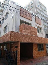 長坂ビル[3階]の外観