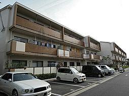 大阪府八尾市高美町3丁目の賃貸アパートの外観