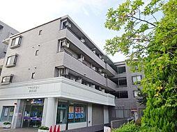 神奈川県横浜市港北区新羽町の賃貸マンションの外観