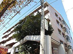 ボヌール常盤[4階]の外観