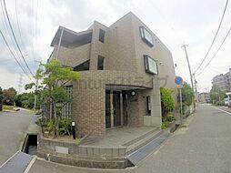 兵庫県宝塚市口谷西1丁目の賃貸マンションの外観