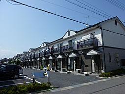 [テラスハウス] 滋賀県栗東市小平井1丁目 の賃貸【/】の外観