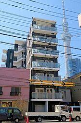 ラ・グラース押上II[2階]の外観