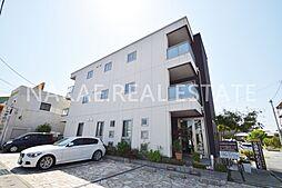 徳島県徳島市安宅1丁目の賃貸アパートの外観