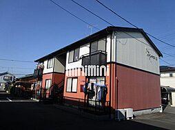 パインテラスA・B・C[1階]の外観