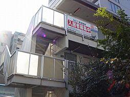 広島県広島市中区河原町の賃貸アパートの外観