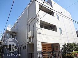 東京都品川区西品川1丁目の賃貸マンションの外観