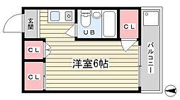 上栄町駅 2.5万円