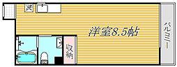 Glanberry八広[3階]の間取り