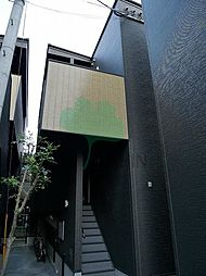 グレイスガーデン箱崎[1階]の外観