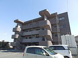 三重県鈴鹿市竹野1の賃貸マンションの外観