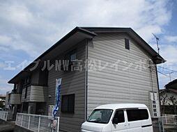 香川県高松市香西南町の賃貸マンションの外観