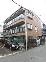 神奈川県川崎市高津区新作6丁目の賃貸マンションの外観
