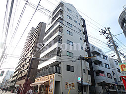 兵庫県神戸市灘区日尾町3の賃貸マンションの外観