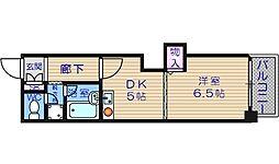 グラン・ピア真田山[2階]の間取り