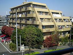 パークサイド南大井[5階]の外観