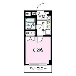 レジェンドスクエア横濱希望ヶ丘I[302号室]の間取り
