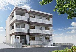 神奈川県海老名市上郷1丁目の賃貸マンションの外観