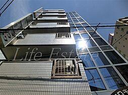 大阪府大阪市中央区農人橋3丁目の賃貸マンションの外観