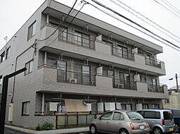 植竹マンション[302号室]の外観