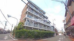 大阪府東大阪市吉松2丁目の賃貸マンションの外観
