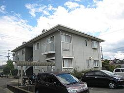 ハミングタウン樋井川D[202号室]の外観