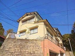 山月荘[2階]の外観