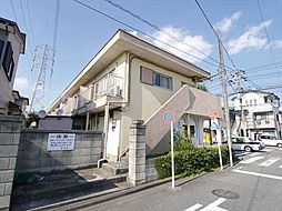 神奈川県相模原市中央区東淵野辺1丁目の賃貸アパートの外観