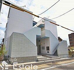 愛知県名古屋市南区芝町の賃貸アパートの外観