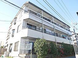 東京都足立区伊興4の賃貸マンションの外観