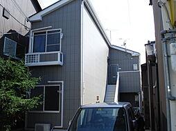 兵庫県加古川市加古川町本町の賃貸アパートの外観