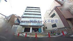 大阪府大阪市天王寺区空堀町の賃貸マンションの外観