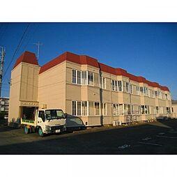 静岡県浜松市南区三島町の賃貸アパートの外観