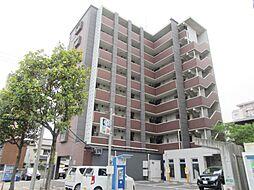 福岡県北九州市戸畑区中原西2丁目の賃貸マンションの外観