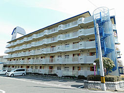 富士見台[4階]の外観