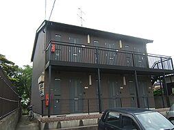 福岡県北九州市小倉南区湯川新町4丁目の賃貸アパートの外観