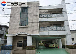 ユングハイム小幡[2階]の外観