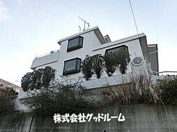 ロイヤルタウン西成瀬7号棟[1階]の外観