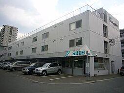 北海道札幌市豊平区平岸三条7丁目の賃貸マンションの外観