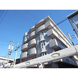 静岡県静岡市葵区田町4丁目の賃貸マンションの外観