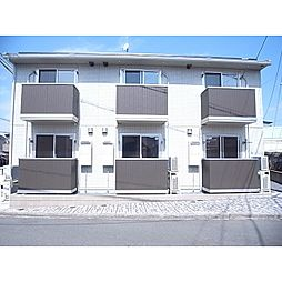 静岡県静岡市駿河区大谷の賃貸アパートの外観