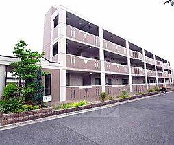 京都府木津川市州見台の賃貸マンションの外観