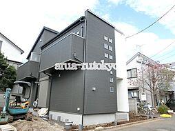 [テラスハウス] 東京都三鷹市牟礼7丁目 の賃貸【/】の外観
