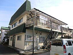 田村アパート _[201号室]の外観