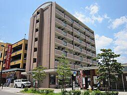 京都府京都市中京区西ノ京星池町の賃貸マンションの外観