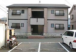 ピア門松D棟[1階]の外観